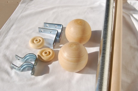 How To Make Your Own Curtain Rods Inspirations And