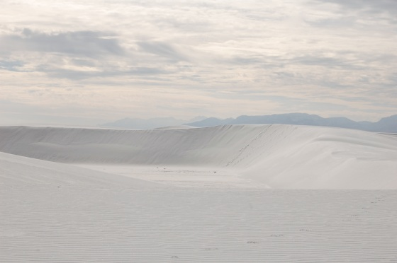 Gypsum Dunes