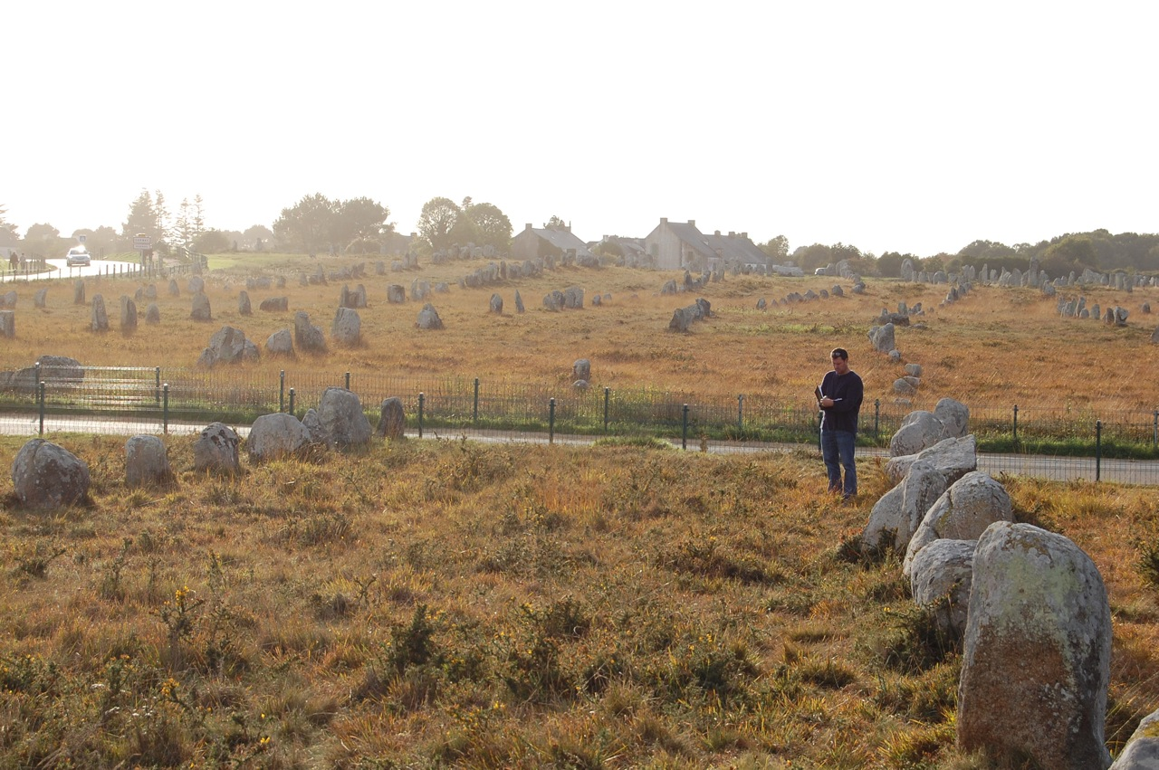 Carnac, France and the Megaliths | Inspirations and ... The Word Details