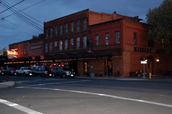 Morgan's Alley, Downtown Lewiston