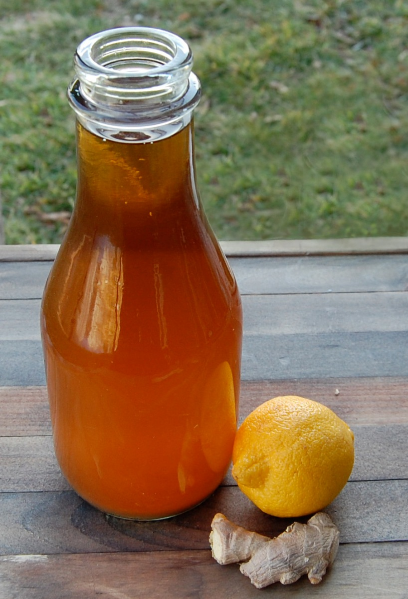 Homemade Ginger Beer And Other Natural Healthier Sodas