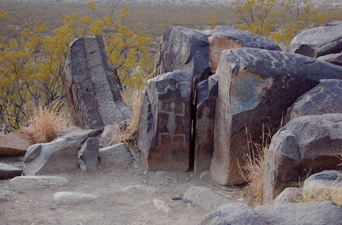 Three Rivers Petroglyphs New Mexico Inspirations And