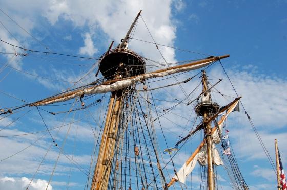 Kalmar's sails