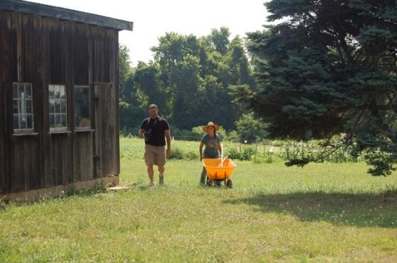 Penn Farm Wheelbarrow