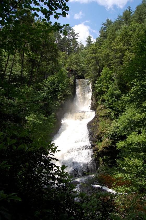 waterfall 2 Dingman's Falls, PA