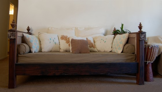 diy eco-friendly daybed